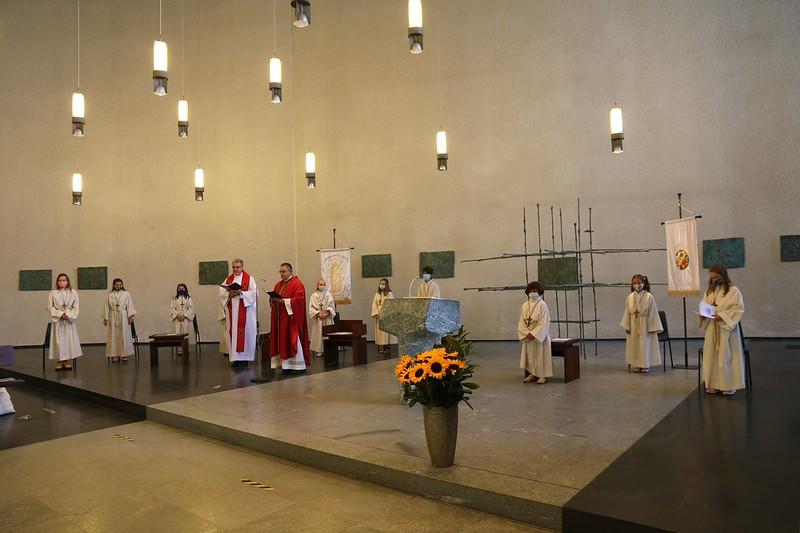 Szent Gellért búcsú Stuttgartban