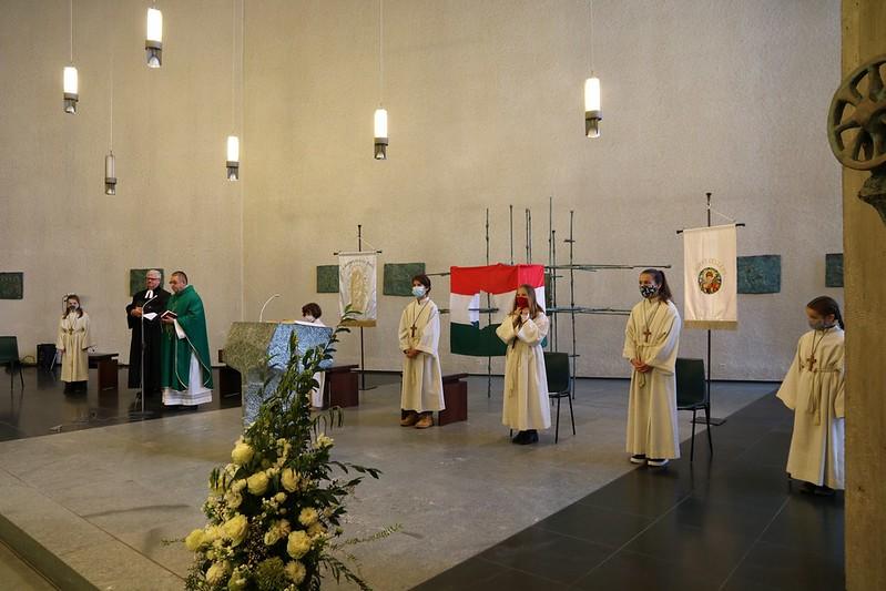 Ökumenikus istentisztelet Stuttgartban