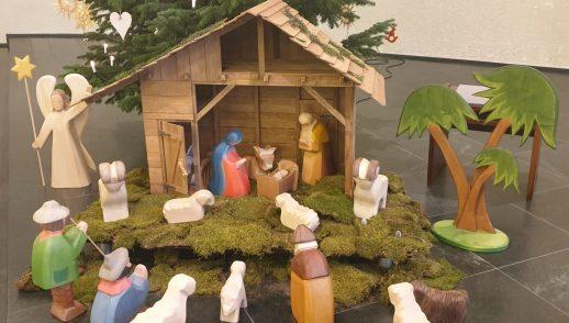 Ünnepi szentmise Karácsony első napján
