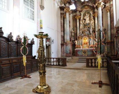 Húsvét ünnepe Schwäbisch Gmündben