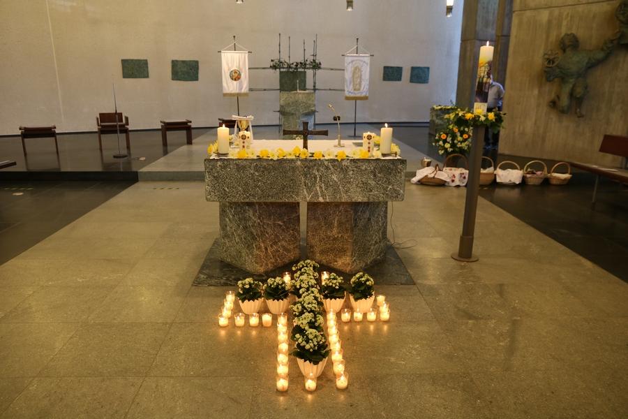 Húsvét ünnepe Stuttgartban