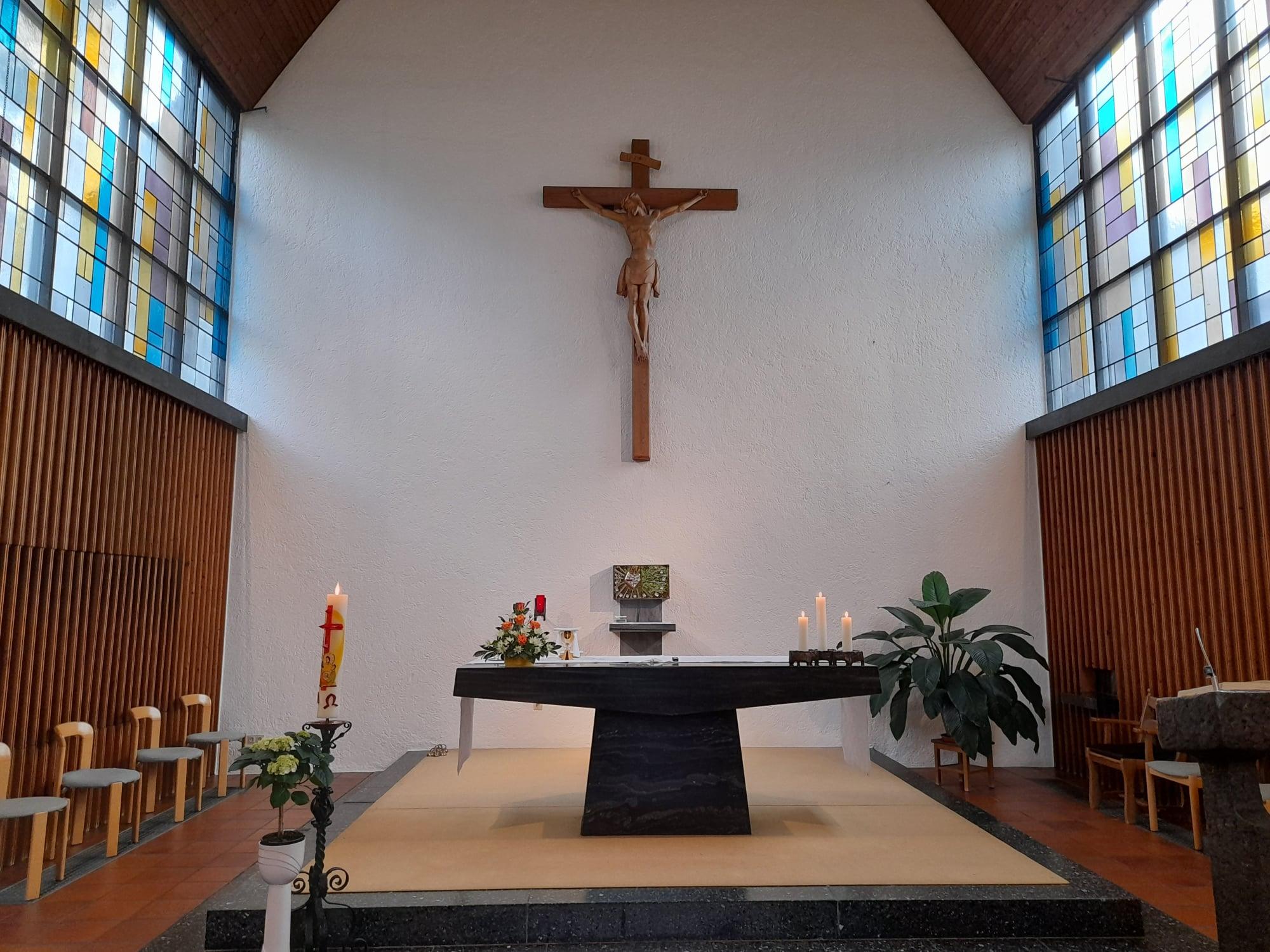 Szent László egyházközségi búcsúünnep Ludwigsburgban