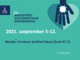 52. Nemzetközi Eucharisztikus Kongresszus programjai