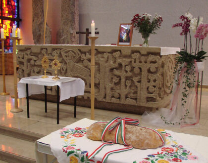 Szent István búcsú Heidenheimban