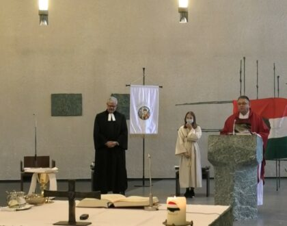Ökumenikus istentisztelet Stuttgartban - 2021. október 17.
